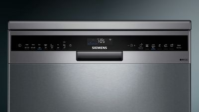 iQ500 Bulaşık Makinesi 8 Program HomeConnect Inox