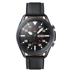 Samsung - Galaxy Watch 3 45mm Mystic Black (SM-R840)