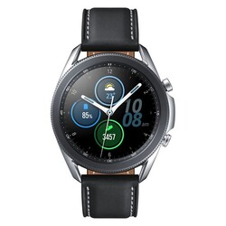 Samsung - Galaxy Watch3 45mm Mystic Silver (SM-R840)
