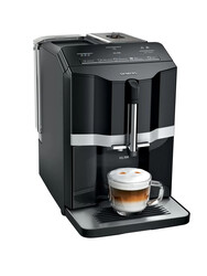 Siemens - Siemens Fully automatic coffee machine EQ.300 siyah TI351209RW